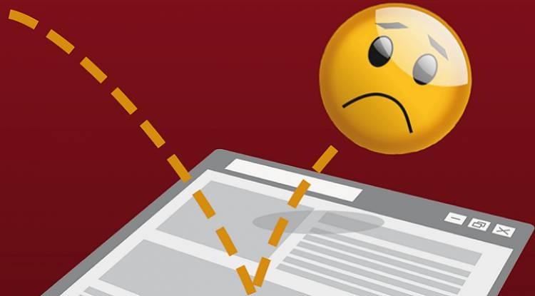 Отказы на сайте: диагностика и лечение